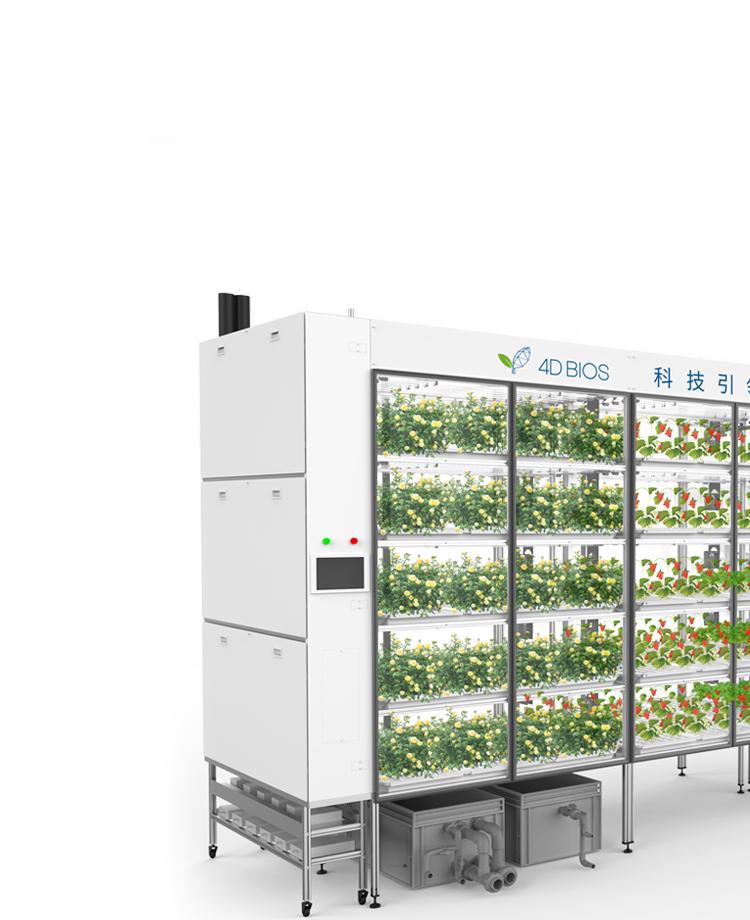 全环控室内种植系统